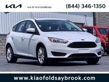 2016_Ford_Focus_SE_ Old Saybrook CT