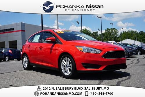 2016_Ford_Focus_SE Pohanka Certified_ Salisbury MD