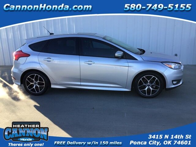 2016 Ford Focus SE Ponca City OK