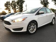 2016_Ford_Focus_SE_ Raleigh NC