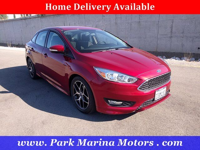 2016 Ford Focus SE Redding CA