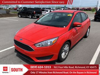 2016_Ford_Focus_SE_ Richmond KY