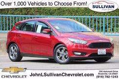 2016_Ford_Focus_SE_ Roseville CA