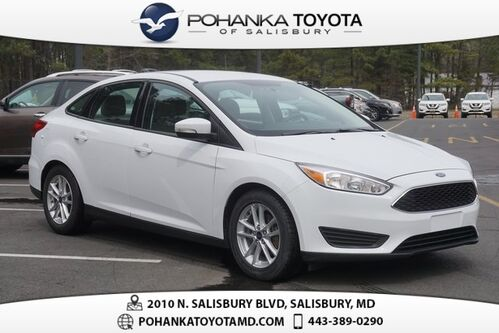 2016_Ford_Focus_SE_ Salisbury MD