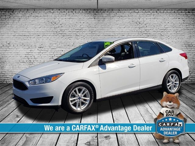 2016 Ford Focus SE Savannah GA
