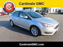 2016_Ford_Focus_SE_ Seaside CA