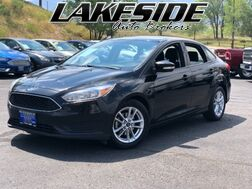 2016_Ford_Focus_SE Sedan_ Colorado Springs CO