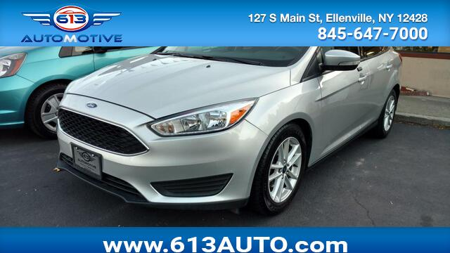 2016 Ford Focus SE Sedan Ulster County NY