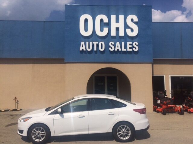 2016 Ford Focus SE Sedan Perryville MO