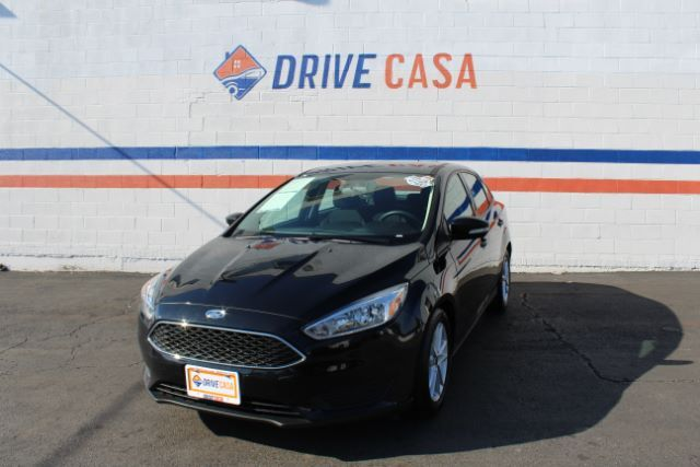 2016 Ford Focus SE Sedan Dallas TX