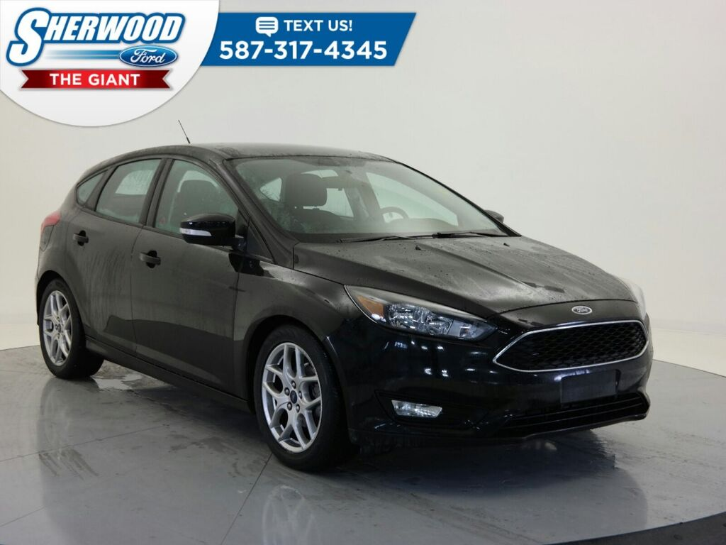 2016 ford focus se sherwood park ab