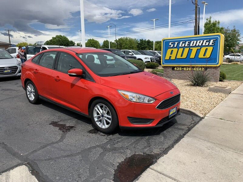 2016 Ford Focus SE St George UT
