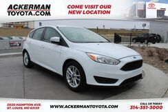 2016_Ford_Focus_SE_ St. Louis MO
