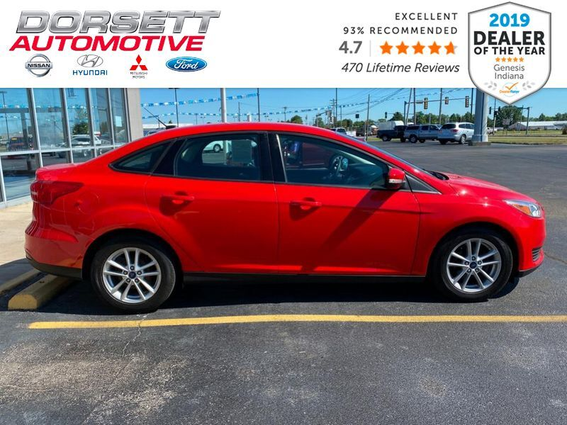 2016 Ford Focus SE Marshall IL