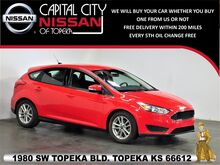 2016_Ford_Focus_SE_ Topeka KS