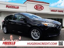 2016_Ford_Focus_SE_ Wesley Chapel FL