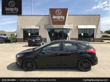 2016_Ford_Focus_SE_ Wichita KS