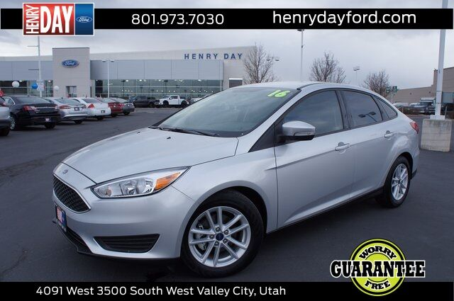 2016_Ford_Focus_SE_ West Valley City UT & Used mitsubishi-eclipse West Valley City UT markmcfarlin.com