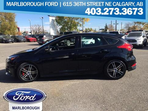 2016_Ford_Focus_ST  - Certified -  Power Windows_ Calgary AB