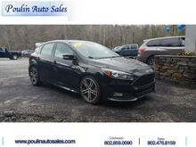 2016_Ford_Focus_ST_ Barre VT