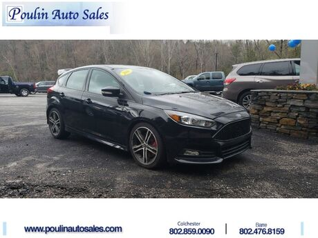 2016 Ford Focus ST Barre VT