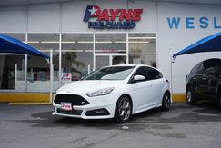 2016_Ford_Focus_ST_ Brownsville TX