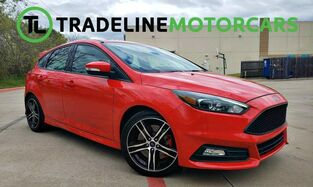 2016_Ford_Focus_ST LEATHER, NAVIGATION, REAR VIEW CAMERA, AND MUCH MORE!!_ CARROLLTON TX
