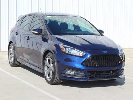 2016_Ford_Focus_ST_ Longview TX