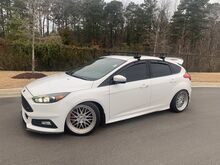 2016_Ford_Focus_ST_ Raleigh NC