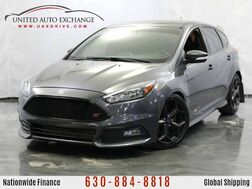2016_Ford_Focus_St. 2.0L 4-Cyl Engine Manual Transmission Hatchback / Push Start_ Addison IL