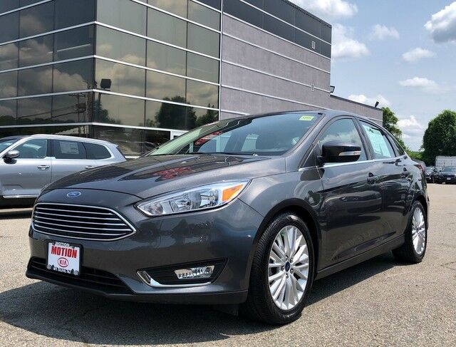 2016 Ford Focus Titanium Hackettstown NJ