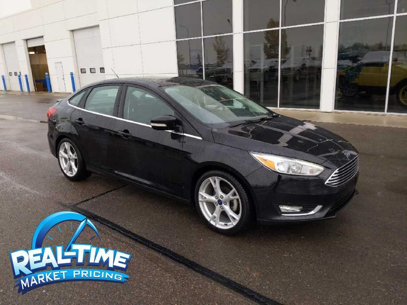 2016_Ford_Focus_Titanium_ Claresholm AB
