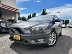 2016_Ford_Focus_Titanium Hatch_ Pocatello and Blackfoot ID