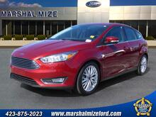 2016_Ford_Focus_Titanium_ Chattanooga TN