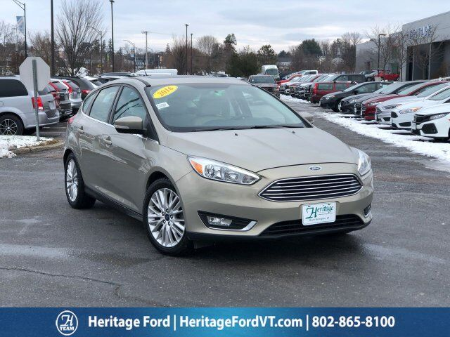 2016 Ford Focus Titanium South Burlington VT