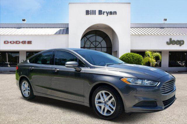 2016 Ford Fusion 4DR Leesburg FL