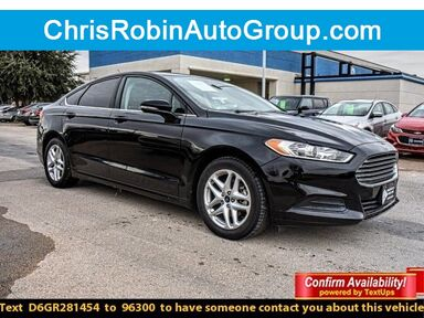 2016_Ford_Fusion_4DR SDN SE FWD_ Midland TX