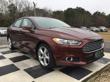 2016 Ford Fusion 4d Sedan SE AWD Virginia Beach VA