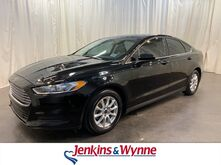 2016_Ford_Fusion_4dr Sdn S FWD_ Clarksville TN