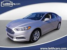 2016_Ford_Fusion_4dr Sdn SE FWD_ Cary NC