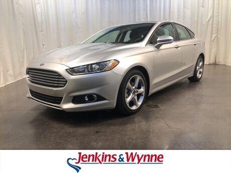 2016 Ford Fusion 4dr Sdn SE FWD Clarksville TN
