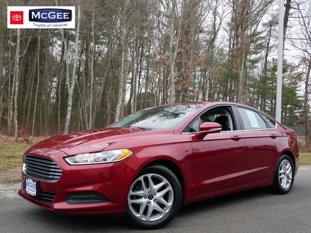 2016 Ford Fusion 4dr Sdn SE FWD Hanover MA