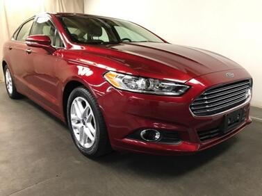 2016_Ford_Fusion_4dr Sdn SE FWD_ Muncie IN
