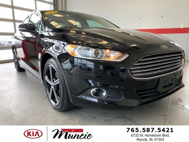 2016 Ford Fusion 4dr Sdn SE FWD Muncie IN