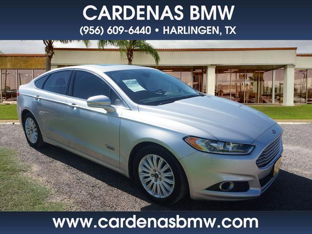 2016 Ford Fusion Energi SE Luxury Harlingen TX