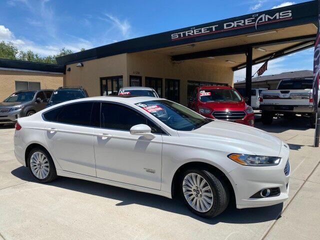 2016 Ford Fusion Energi SE Luxury Prescott AZ