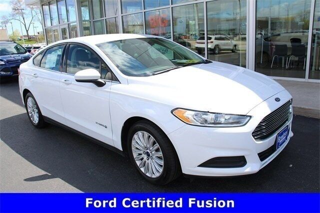2016 Ford Fusion Hybrid S Green Bay WI
