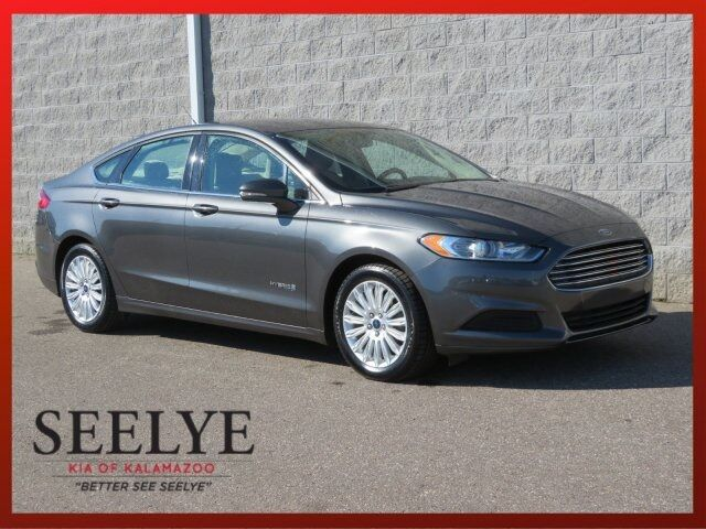2016 Ford Fusion Hybrid SE Battle Creek MI