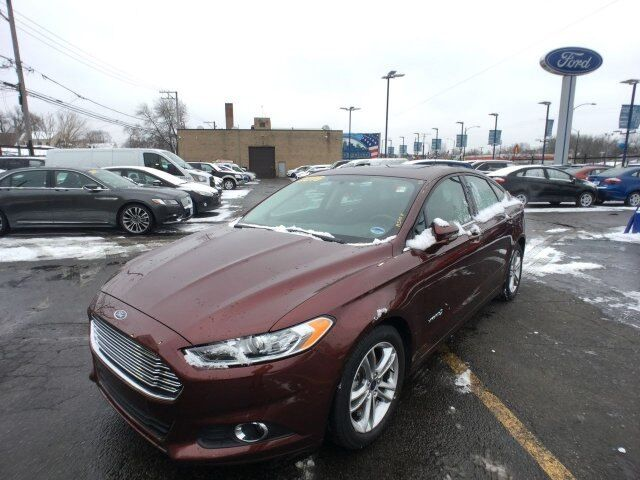 2016 Ford Fusion Hybrid SE Chicago IL
