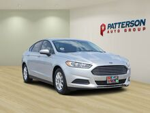 2016_Ford_Fusion_***ONE OWNER***CLEAN CARFAX***S***_ Wichita Falls TX